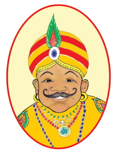 The Indian restaurant Happy Rajah