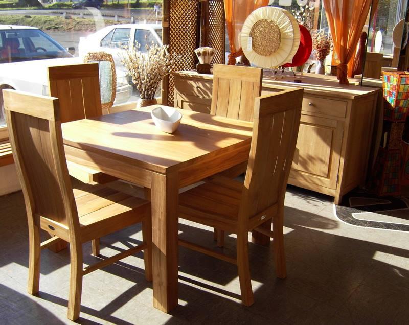 Teak Furniture Import From Indonesia