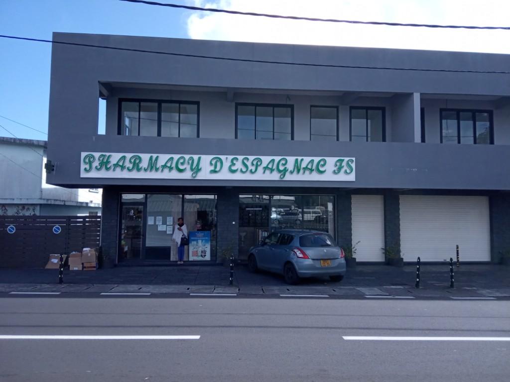 Pharmacy Espagnac, Curepipe, Tel: 676 3138