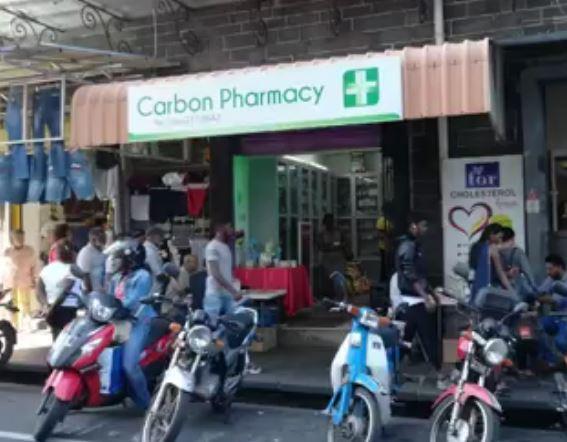 Carbon Pharmacy Co. LTD Port Louis