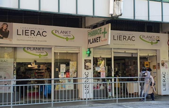 Planet Pharmacy, Port Louis