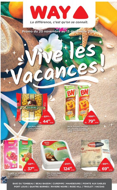 Way Super Market Promotion, Mauritius