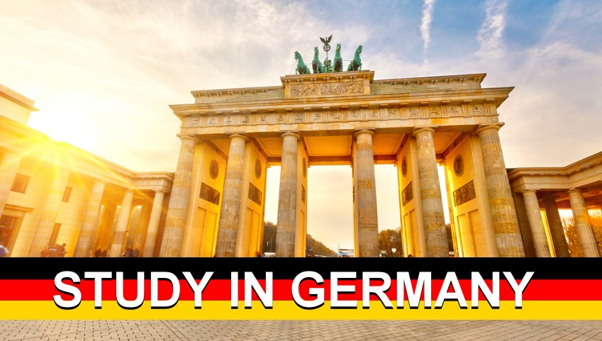 Learn German and Study in Germany